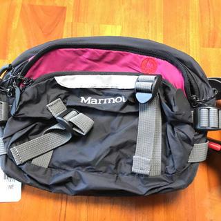 Marmot☆ウエストバッグ