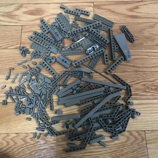 レゴ(Lego)のレゴ 濃いグレー いっぱい 286g  LEGO(その他)