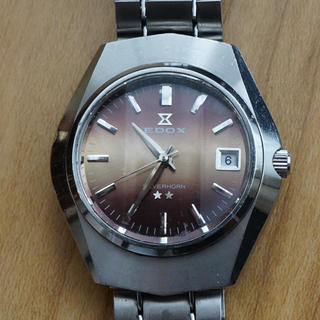 エドックス(EDOX)のEDOX automatic時計(腕時計(アナログ))