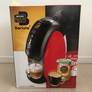 ネスレ(Nestle)の【RiRi様専用】ネスカフェバリスタ ネスカフェゴールドブレンド(コーヒーメーカー)