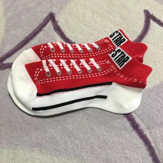 コンバース(CONVERSE)のAll★STAR コンバース 靴下(ソックス)