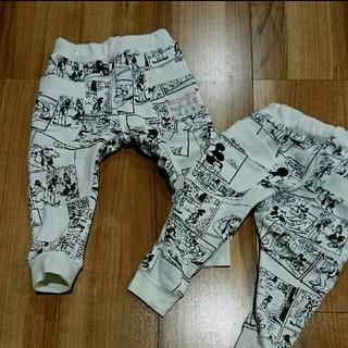 ディズニー(Disney)の【子供服2枚目半額】ディズニーズボン☆80(パンツ)