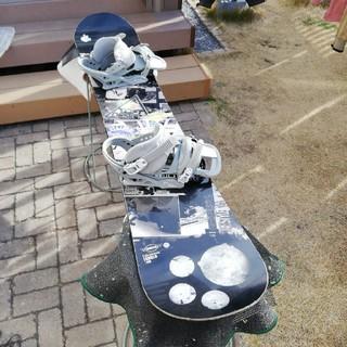 シムス(SIMS)のスノーボード シムス カーテル 156cm(ボード)