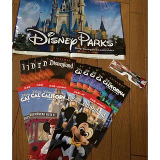 ディズニー(Disney)のディズニーパンフレット(アート/エンタメ/ホビー)