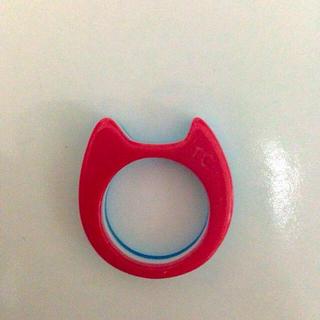 ツモリチサト(TSUMORI CHISATO)のツモリチサト  猫リング(リング(指輪))