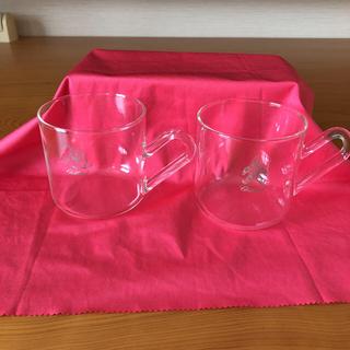 ショパール(Chopard)のショパール  ガラスマグカップ(グラス/カップ)