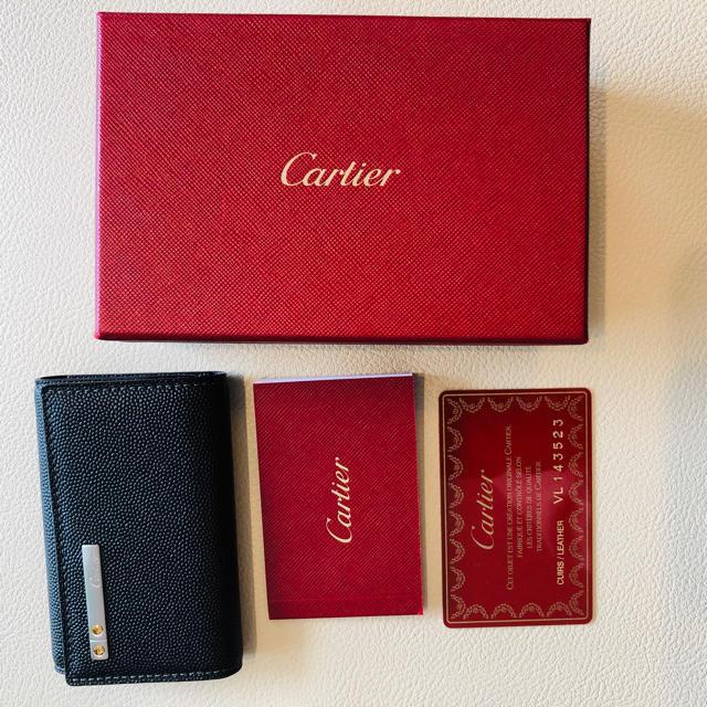 567133c06948 Cartier - カルティエキーケース6連の通販 by ちーさん1091's shop ...