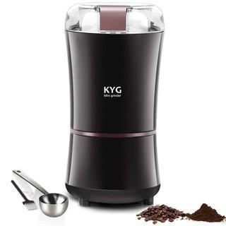 【送料無料】KYG 電動コーヒーミル 電動ミル コーヒーミル(電動式コーヒーミル)