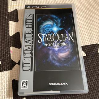 PlayStation Portable - PSPソフト スターオーシャン2  アルティメットヒッツ