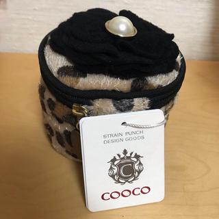 クーコ(COOCO)のCOOCO小物入れ(ポーチ)