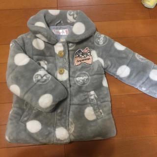 アンパンマン(アンパンマン)のアンパンマン ダウンコート 95センチ☆(コート)