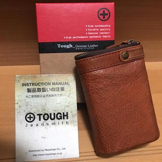 タフ(TOUGH)のタフ tough / 2つ折り財布 未使用 (折り財布)