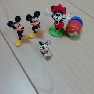 ディズニー(Disney)のチョコエッグのオマケ ミニー ツムツム アナ(フィギュア)