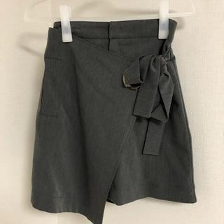 barak ラップスカート
