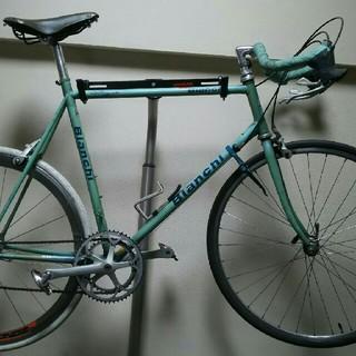 ビアンキ(Bianchi)のオールドビアンキ ロードバイク 570 カンパ(自転車本体)