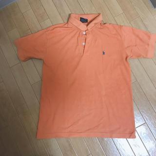 ポロラルフローレン(POLO RALPH LAUREN)のラルフローレン 半袖 ポロシャツ オレンジ(ポロシャツ)