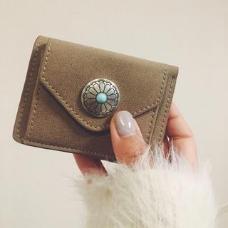 ロンハーマン(Ron Herman)の人気商品!コンチョ ミニウォレット  財布(財布)