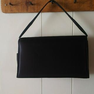 シマムラ(しまむら)の黒フォーマルバック(ハンドバッグ)