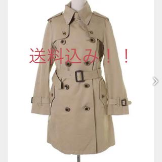 ダブルスタンダードクロージング(DOUBLE STANDARD CLOTHING)のトレンチコート ダブルスタンダードクロージング 値下げ(トレンチコート)