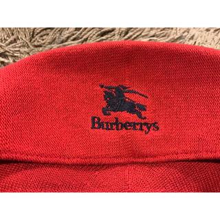 バーバリー(BURBERRY)の送料込み!BURBERRYベレー帽バーバリー古着個性下北沢モード(ハンチング/ベレー帽)