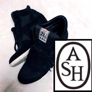 アッシュ(ASH)の◌⑅⃝♡⃝ASH インヒールスニーカー♡⃝⑅⃝◌(スニーカー)
