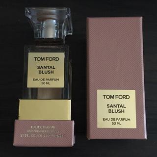 トムフォード(TOM FORD)の【最終値下げ】トムフォード・サンタルブラッシュ 50ml(香水(女性用))