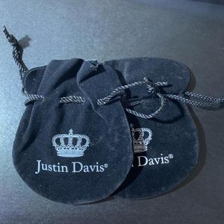 ジャスティンデイビス(Justin Davis)のjustin davis 袋(ショップ袋)