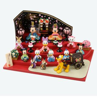 ディズニー(Disney)の雛人形 大 ディズニー ひな祭り(その他)