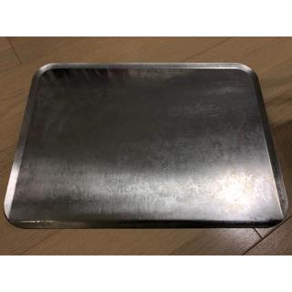 ムジルシリョウヒン(MUJI (無印良品))の無印良品 MUJI ステンレス  水切り プレート(収納/キッチン雑貨)