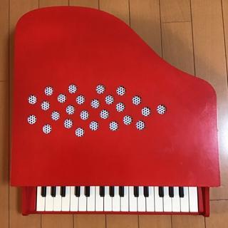 カワイミニピアノ P-32 赤(ピアノ)