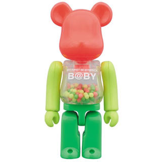 my first be@rbrick baby neon 400% 100%