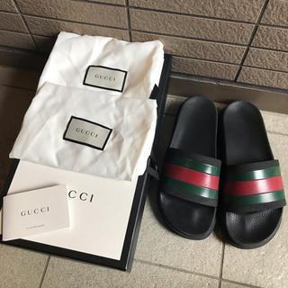 グッチ(Gucci)のGucci スライド サンダル(サンダル)