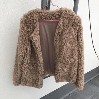 アンナニコラ(Anna Nicola)のファージャケット(毛皮/ファーコート)