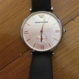 エンポリオアルマーニ(Emporio Armani)のARMANI 腕時計(腕時計(デジタル))