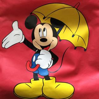 ディズニー(Disney)の子供用ディズニーポンチョ(レインコート)