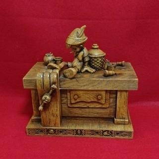 ディズニー(Disney)のDisney ピノキオ エアルームボックス(置物)
