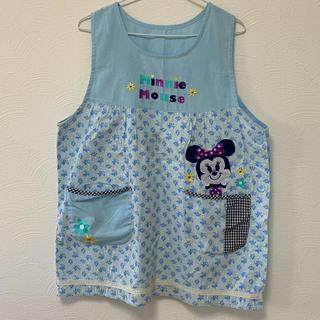ディズニー(Disney)のエプロン ♡ ミニー ♡ 保育士(その他)