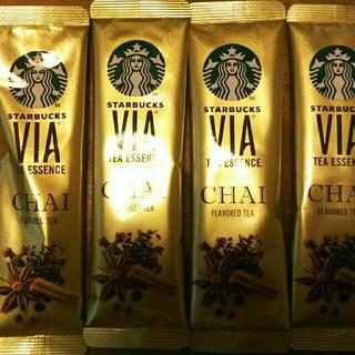 スターバックスコーヒー(Starbucks Coffee)のSTARBUCKSVIA チャイ(茶)
