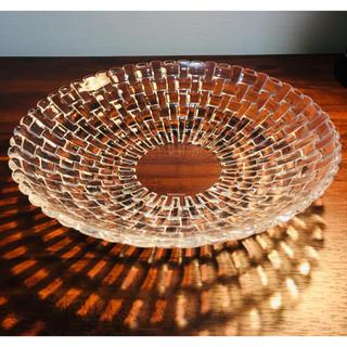 ナハトマン(Nachtmann)のナハトマン ガラスプレート 美品(食器)