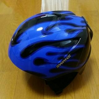 スワンズ(SWANS)のSWANS キッズ スキー ヘルメット(アクセサリー)