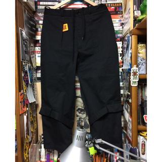 ビームス(BEAMS)の美品 beams ssz 18ss bondage pants xs(ワークパンツ/カーゴパンツ)