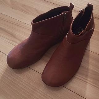 サヤ(SAYA)のSAYA サヤ ショートブーツ 靴(ブーツ)