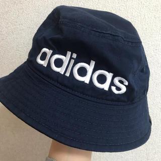 アディダス(adidas)のadidas バケットハット 美品(ハット)