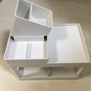 MUJI (無印良品) - 無印良品 小物 デスクトップ 収納