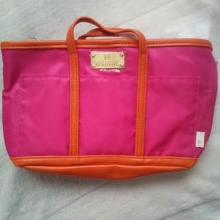 ルートート(ROOTOTE)の新品☆ROOTOTE☆ピンクのバッグインバッグ(ポーチ)