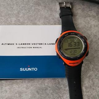スント(SUUNTO)の登山用時計 SUNTO VETOR(スント ベクター)(登山用品)