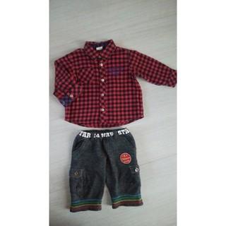 ムージョンジョン(mou jon jon)のmoujonjonシャツ・パンツ♥セット(Tシャツ)