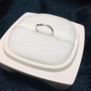 ニワカ(俄)の俄 ニワカ NIWAKA せせらぎ 指輪(リング(指輪))