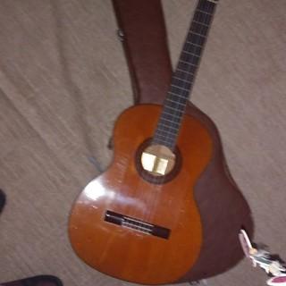 中古フラメンコギター(クラシックギター)