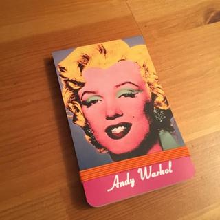アンディウォーホル(Andy Warhol)のアンディーウォーホルメモ帳(ノート/メモ帳/ふせん)